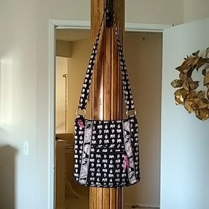 Vera Bradley shoulder/cross body bag